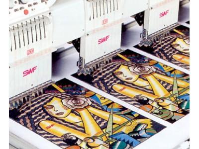 Вышивальные автоматы SWF (Корея)