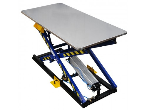 Пневматический мебельный стол для обивки Rexel ST-3/B