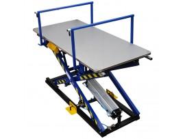 Пневматический стол для обивки мебели Rexel ST-3/BR