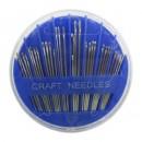 Иглы для ручного шитья  DONWEI  CRAFT NEEDLES (комплект 30 игл)