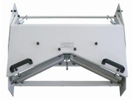 Настенный упаковщик плечевых изделий одежды ROTONDI ZLIMB-2