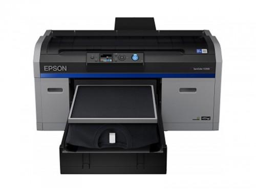 Принтер для прямой печати на текстиле Epson SureColor SC-F2100 (5 цветов)