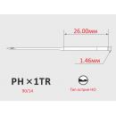 Иглы ORGAN PHx1TR №90/14 для тамбурных швейных машин