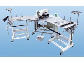 Швейный автомат для производства планки на майках POLO JUKI AMS-221ENSS-3020