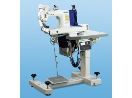 Цифровая 3-х игольная машина с П-образной платформой JUKI MS-1261A/DWS