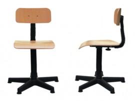 Жесткий стул для швеи REXEL KT-2