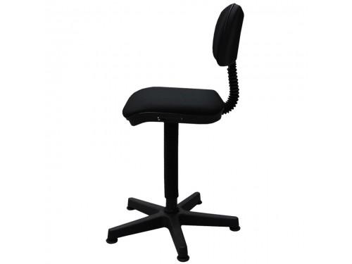 Мягкий стул для швеи на газовом цилиндре REXEL KT-3
