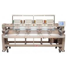 4-х головочный вышивальный автомат SWF KE-UH1204-45