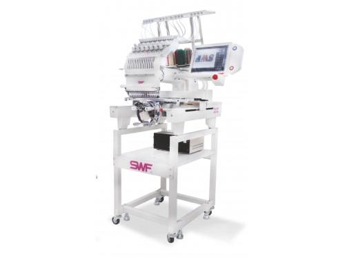 SWF ES-T1501C Компактный 1-головочный вышивальный автомат